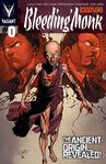 Harbinger Bleeding Monk Vol 1 0