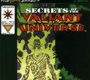 Secrets of the Valiant Universe Vol 1 2