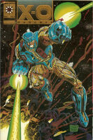X-O Manowar Vol 1 0