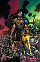 X-O Manowar Vol 3 33 Lee Variant Textless