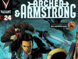 Archer & Armstrong Vol 2 24
