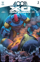 4001 AD X-O Manowar Vol 1 1