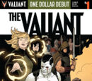 One Dollar Debut: The Valiant Vol 1 1