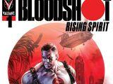 Bloodshot Rising Spirit Vol 1 1