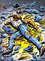 X-O Manowar Vol 1 28 013 Shanhara dies