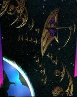 X-O Manowar Vol 1 56 002 Dromak Empire