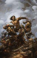 Eternal Warrior Vol 2 1 Textless