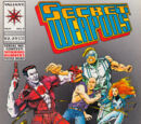 Secret Weapons Vol 1 3