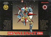 The Valiant Era