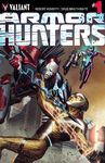 Armor Hunters Vol 1 1