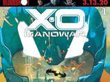 X-O Manowar Vol 5