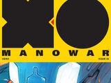 X-O Manowar Vol 4 25