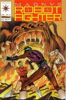 Magnus Robot Fighter Vol 1 13