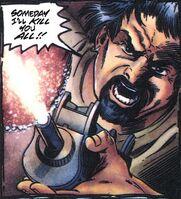 X-O Manowar Vol 1 32 004 Kyle Wolfbridge