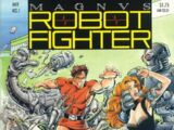Magnus, Robot Fighter Vol 1 1