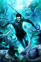 Shadowman Vol 4 12 Kotaki Variant Textless