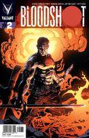Bloodshot Vol 3 2 Brase Variant