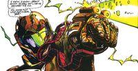 X-O Manowar Vol 1 25 002 Michael Sirot