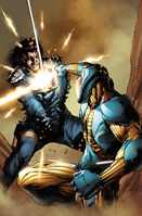 X-O Manowar Vol 3 15 Textless