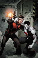 Bloodshot and HARD Corps Vol 1 15 Textless