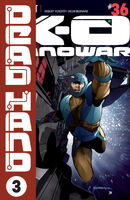 X-O Manowar Vol 3 36
