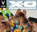 X-O Manowar Vol 3 8