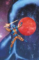 X-O Manowar Vol 3 49 Portela Variant Textless