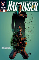 Harbinger Vol 2 5