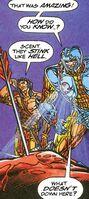 X-O Manowar Vol 1 15 005 Aric and Turok