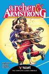 Archer & Armstrong The Complete Classic Omnibus