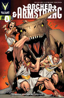 Archer and Armstrong Vol 2 0