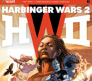 Harbinger Wars 2 Vol 1
