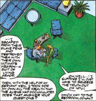 X-O Manowar Vol 1 7 003 Lauren and Aric