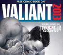 Valiant Comics FCBD 2013 Special Vol 1 1