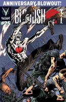 Bloodshot Vol 3 25 Hitch Variant