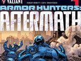 Armor Hunters: Aftermath Vol 1 1