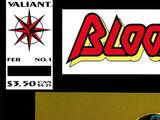 Bloodshot Vol 1 1