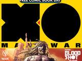 Valiant: X-O Manowar 2017 FCBD Special Vol 1 1