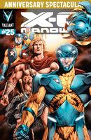 X-O Manowar Vol 3 25 Lozzi Variant