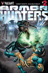 Armor Hunters Vol 1 2