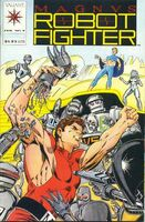 Magnus Robot Fighter Vol 1 9
