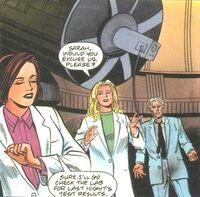 Sarah Solar Man of the Atom Vol 1 21