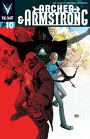 Archer and Armstrong Vol 2 10 Robinson Variant