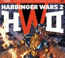 Harbinger Wars 2 Vol 1 2