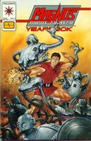 Magnus Robot Fighter Yearbook Vol 1 1