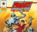 Magnus, Robot Fighter Yearbook Vol 1 1