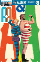 A and A The Adventures of Archer and Armstrong Vol 1 8