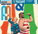 A&A: The Adventures of Archer & Armstrong Vol 1 8