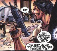 X-O Manowar Vol 1 32 003 Kyle Wolfbridge