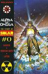 Solar Man of the Atom Alpha and Omega HC